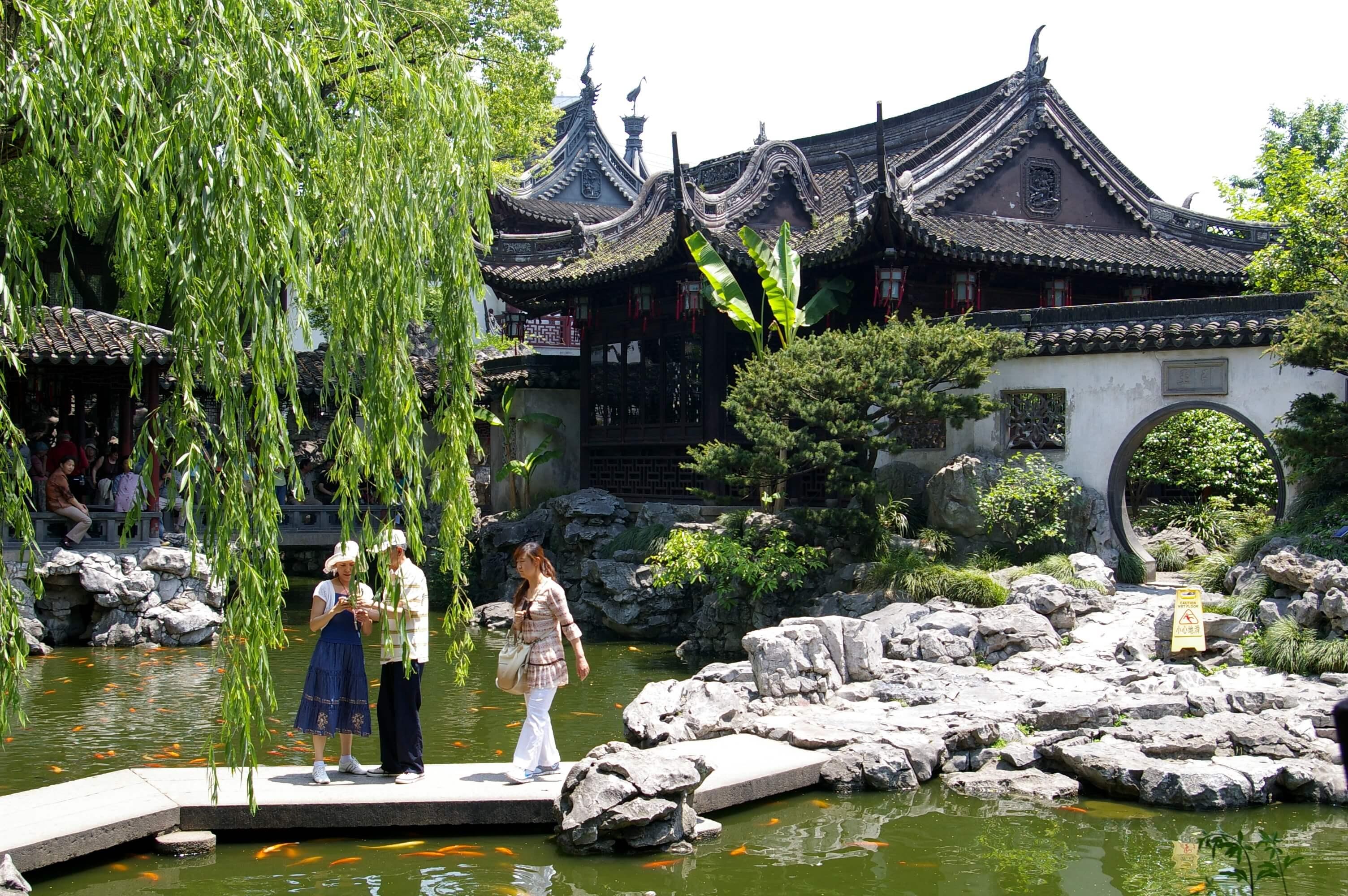 shanghai-yuyan-gardens