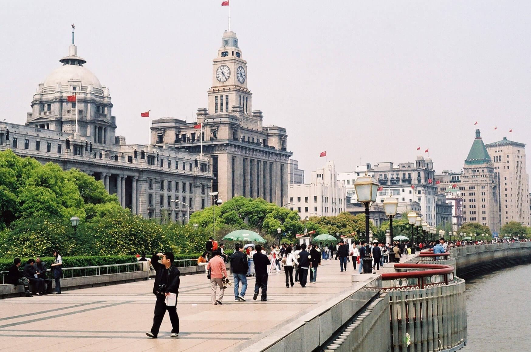 shanghai-bund-pudong-puxi-china